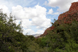 Sycamore Canyon (from the bottom)