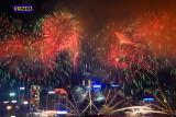Fireworks Hong Kong 2014