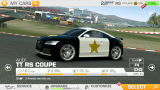 Audi TT RS Coupe Sheriff Edition