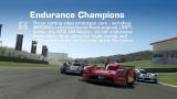 The 3 endurance cars