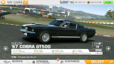 Ford Shelby 67 Cobra GT500