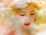 Ian Faulks2014 May London DrugsTheme: Floral FantasyFlower Girl