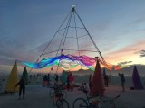 Burning Man 2015 Twilight