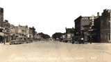 Main St Spirit Lake 1925/26