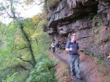 Burpham Dads - Training Walk at Brecon Waterfalls 20 Oct 2013  (15).jpg