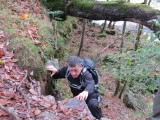Burpham Dads - Training Walk at Brecon Waterfalls 20 Oct 2013  (83).jpg