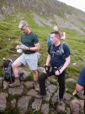 Scafell Peak Ascent