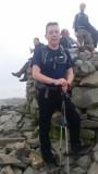 Scafell Peak Summit