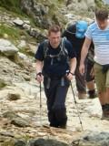 Snowdon Ascent - tiring now!
