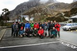 Training Walk at Glyders Traverse and Snowdon March 2014