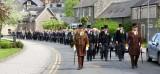 Cornet's Parade to St Cuthbert's Church