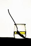 Eau-huile-cuillère