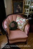 031 - need similar, but more harmonious pink shade for this chair