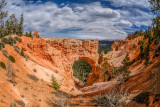 The arch in Bryce