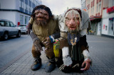 Hansel and Gretel at old age