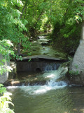 The stream from the mill