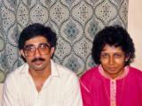 When we got married in 1988