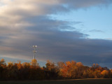 Nov 3rd - Cloud patterns and cell tower