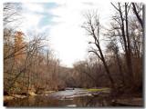 Nov. 14th - Seneca Creek at Berryville Road