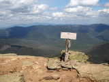 The other side of Franconia ridge