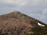 Somebody on top of Mt. Lafayette