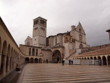 To Assisi and Rome