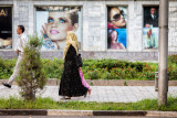 Tradition and consumerism - Dushanbe