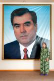 President Rakhmonov - Dushanbe