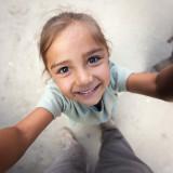 Young Pamiri girl - Khorog