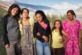 Tajik women - Vichkut