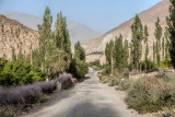 Main road - Namadgut
