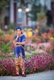 Lyuli girl - Dushanbe