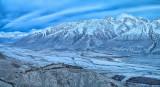 Dusk at Yamchun Fort - Badakhshan