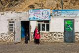Outside an eatery - Badakhshan