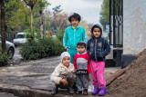 Four children - Dushanbe