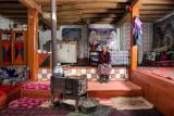 Woman in her home - Vichkut