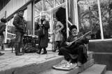 Street musician - Dushanbe