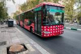 Hearty bus - Tehran
