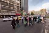 Pedestrians - Tehran