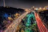 Shahid Modarres Highway - Tehran