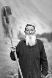 Elderly Yazgulomi peasant - Zhamak