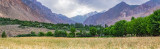 Rokhav mountains and fields
