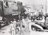 Farewell Ceremony for the last train through Marshfield - June 24, 1939