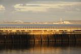 Mersey estuary from Ellesmere Port