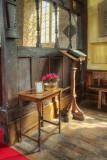 St. Bartholomew's Church interior