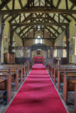 St. Bartholomew's Church nave