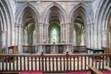 Dore Abbey - altar
