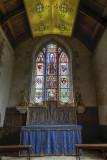 Chancel and East Window