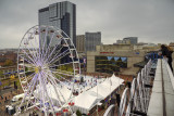 Christmas Wheel and Ice Rink