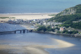 Barmouth from Cregennen Lakes